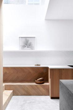 simple kitchen.