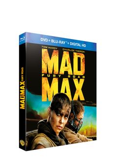 ©2015 Warner Bros. Entertainment Inc. Tous droits réservés. A l'occasion de la sortie de MAD MAX FURY ROAD disponible en DVD / BD / BD 3D et Digital UltraViolet le 14 Octobre 2...