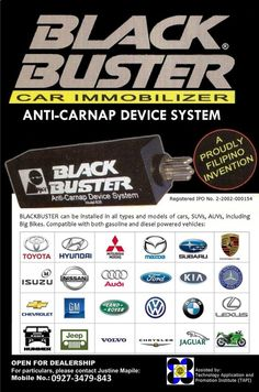 Your car security and protection against carnapers and carjackers