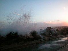 O'Sullivan Beach  Photo taken by Professionals Christies Beach www.christiesbeachprofessionals.com.au #SouthAustralia #realestatesouthaustralia #Beach #Adelaide #Waves #Weather