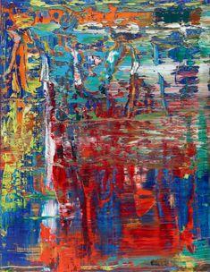 Tableau abstrait [939-9] » Œuvres » Gerhard Richter