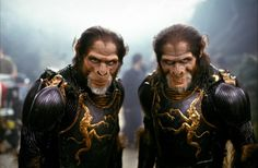 Archives Of The Apes: Tim Burton's Planet Of The Apes (2001) Part 25