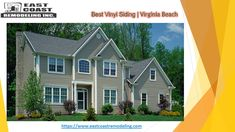 Looking for a siding installation service. We provide siding and replacement windows in Virginia Beach at affordable prices. Best Vinyl Siding, Window Company, House Siding, Warm In The Winter, Energy Star, Virginia Beach, Windows And Doors, Save Energy, East Coast
