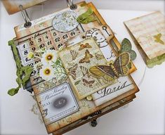 For those who love scrap books, here is collection full of creativity and inspiration! You can find here some ideas how to make your book of memories lovel