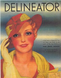 1933 March Delineator