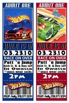 Hot wheels invite for Andrews birthday Hot Wheels Birthday, Race Car Birthday, Race Car Party, Cars Birthday Parties, Birthday Fun, Birthday Ideas, Festa Hot Wheels, Hot Wheels Party, Auto Racing
