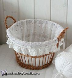 Как сшить салфетку - вкладыш для корзинки (6)