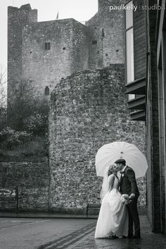 A kiss against the backdrop of Trim Castle. A unique Irish Wedding venue. Wedding photography by PK Irish Wedding, Spring Weddings, Donegal, Photography Services, Historical Sites, High Quality Images, Big Day, Ireland, Backdrops