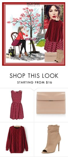 """""""Romwe.com contest"""" by aneto-j ❤ liked on Polyvore featuring Marni, Dolce&Gabbana and Burberry"""