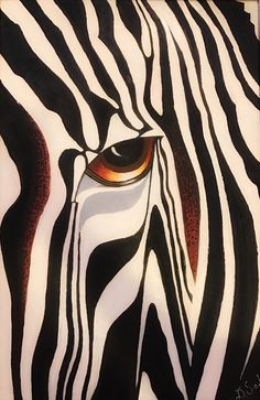 You can buy original art painting - Animal Painting Zebra by artist Daria Sadkova in online art gallery Jose Art Gallery. Best prices for art! Arte Zebra, Animals Black And White, Black White, Great Works Of Art, Fantasy Artwork, Animal Paintings, Online Art Gallery, Animal Print Rug, Amazing Art