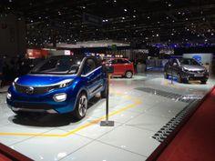 Til forskel fra tidligere år var er ikke meget interesse for Tata udstillingen. Fiaskoen med Nano har ramt mærket hårdt!