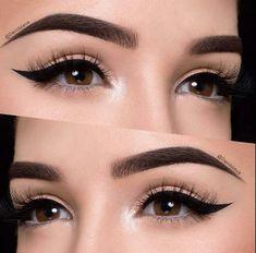 Brows, Lashes & Eyeliner goals