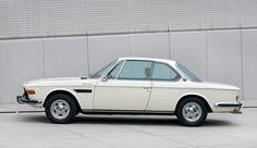 BMW 3.0 CSI.  Hubby had one of these.
