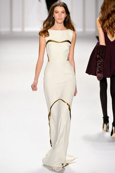 J. Mendel - Oscar worthy gown