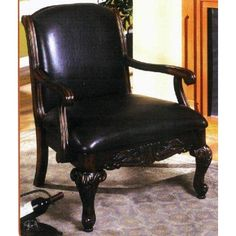 "Accent Chair  Sheffield Collectionq Dimensions: 32W x 32 1/4""D x 37 1/4""H Some assembly may be required. Please see product details."