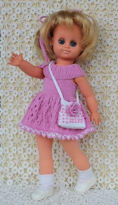 Мои новые винтажки и их наряды..... / Куклы ГДР из детства и другие зарубежные / Бэйбики. Куклы фото. Одежда для кукол