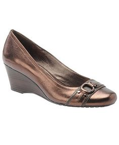 Keep your Copper pipes, just give me the shoes! $99.00 Sofft Shoes, Torino Wedges