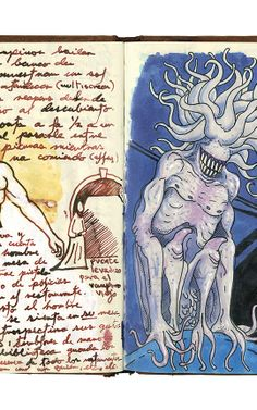 17   Guillermo del Toro Shares 14 Creative Insights From His Spectacular Cabinet Of Curiosities Sketch Book   Co.Create   creativity + culture + commerce