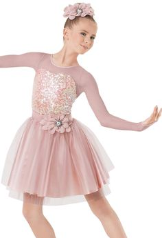 Dance studio owners & teachers shop beautiful, high-quality dancewear, competition & recital-ready dance costumes for class and stage performances. Cute Dance Costumes, Dance Costumes Lyrical, Ballet Costumes, Dance Outfits, Dance Dresses, Baile Jazz, Illusion Neckline Dress, Dance Uniforms, Dance Photography Poses
