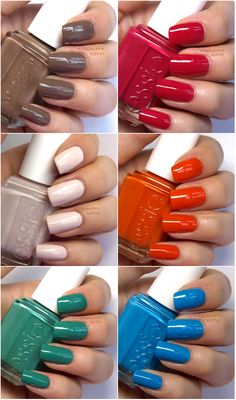 Essie Summer 2014 Nail Polish Collection: Review and Swatches