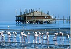Walvis Bay, Namibia. BelAfrique your personal travel planner - www.BelAfrique.com