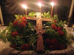 The Gospel of the Cross - Constantine Zalalas Birthday Candles