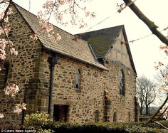 Donington le Heath Manor House is said to be the place where Richard III spent his final night