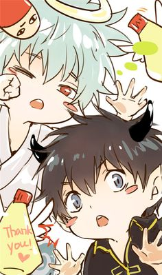 GinHiji Sakata Gintoki x Hijikata Toshirou Anime-Manga: Gintama Artist…
