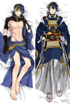 150CM Anime ONLINE Touken Ranbu Online Dakimakura Hugging Body Pillow Case Cover