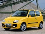 Fiat Seicento Sporting Abarth UK-spec '2001–04