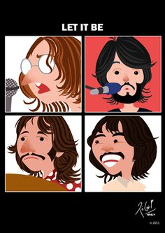 Let it be by LArtisteInconnu - (BEATLES) http://dunway.us