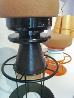 Tembo stool by Note Design Studio for La Chance 2014 - www. Note Design Studio, Notes Design, Kitchen Aid Mixer, Kitchen Appliances, Milan, Stool, Diy Kitchen Appliances, Home Appliances, Kitchen Gadgets