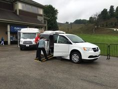ElDorado Mobility was onsite for demonstrations of their products  at the Michigan Public Transit Association Conference at Crystal Mountain in MI. #REVitup #Mobilityforall