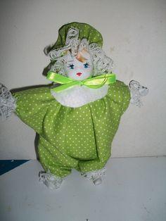 Boneco Casquinha
