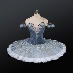 Professional classical tutu. Competition tutu. Platter tutu. Ballet tutu