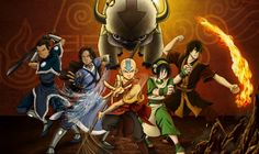 The Last Airbender Legendof Korra