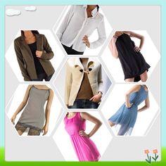 #Shirt White or Black £14.50 #dress Sky or Black Silk £42 #dress Blue or Rose Silk £42 #dress Fuschia or Mint £42 #Grey dress £10 On Sale was £28 #jacket #blazer kaki £31.95 #cardigan #woollen cream £38  Unique & New2UK Call 07824 817 432  #jeans #luxury #London #fashion #Jackets #Denim #style #dresses #tops #skirts #lingerie #loungerie #clothing