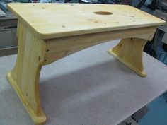 60 Handy Bench-Stool