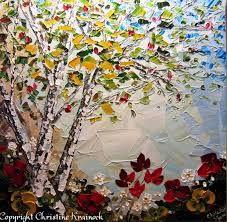 Resultado de imagen para cuadros con texturas abstractos frutas