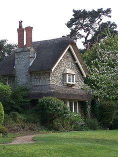 Blaise Hamlet Cottage!