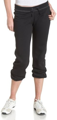 Super chill and totally comfy SOFFEs womens Football capris are just what you need to lounge in style. The lightweight design is ideal for cooler summer nights while the drawstring waist promises a custom fit. Get your new SOFFE womens capris today from Sports Authority. Womens Activewear Fleece Pant