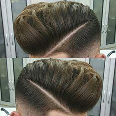 RG @juanmapeluka  Use hashtag #GuysHair & @GuysHair to be featured.  More mens hair ➡️ @MensHairWorld ➡️ @GuysHair ➡️ @UKMasterBarbers ➡️ @TheFinestBarbers ➡️ @lianos_urban_cutz  #sidepart #menshairstyle #blurryfade #manstyle #wahls #andis #manfashion #razorfade #hairoil #cleancut #bearded #beardlife #bears #beardporn #4hairpleasure #hairfiber #barbers #lightwax #hairenvy #pomade #menhaircreation #barberlife #creativehair #americancrew #hairgoals #americansalon #Cosmo #nicestbarber #menswear