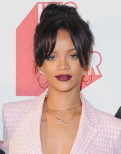 Rihanna in November 2014. See the singer's complete beauty evolution, from 2006 to 2015 (girl has tried EVERYTHING in nearly 10 years).