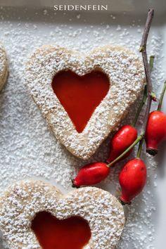 Rezept Hagebutten - Kekse