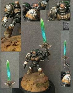 Black Templar Space Marine #40k #wh40k #warhammer40k #40000 #wh40000…