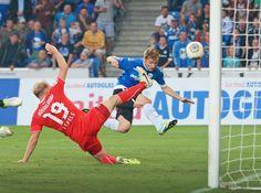 Zeitung WESTFALEN-BLATT: Arminia Bielefeld - Krämers Joker stechen
