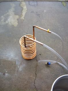 DIY Wort Chillers on a Budget http://www.homebrewtalk.com/craft-perfect-draft-control-temperature.html