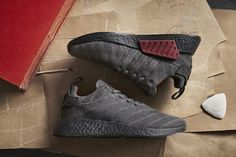 new arrival 23048 01eb7 size x Henry Poole x adidas Originals NMDR2