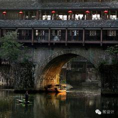 逐漸消失的中國古建築