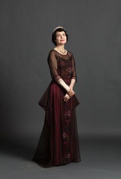 Lady Grantham - Downton Abbey